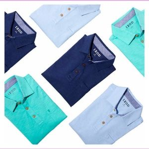 Men's Short Sleeve Soft Touch Cotton Polo Shirt